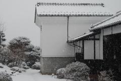 八千穂雪景